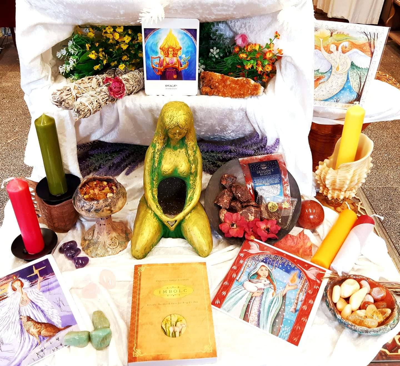 חג האימבולק – רגע לפני האביב