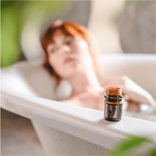 שמן ארז מרפא לאמבט