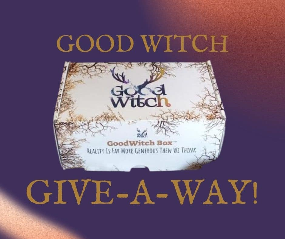 GoodWitch GiveAway